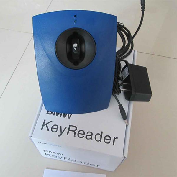 programador de transpondedor de llave de coche más nuevo para BMW Key Reader programador de llave automático para bmw con el mejor precio
