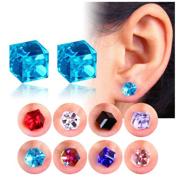 Designs Earrings Necklaces Rings Pierced Ears Earrings Disco balls for girls women Diamonds Engagement Beautiful Jewelry Crystal Ear Rings