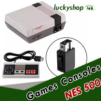 Mini AV Out TV Game Console Video Handheld With Doule Game Controller for NES Games Consoles With Retail Pack Box Store Sale PXP3 PVP SFC GB