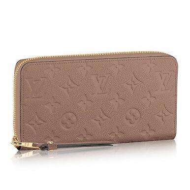 2019 M64088 ZIPPY WALLET Embossing fashion Real Caviar Lambskin Chain Flap Bag LONG CHAIN WALLETS KEY CARD HOLDERS PURSE CLUTCHES EVENING