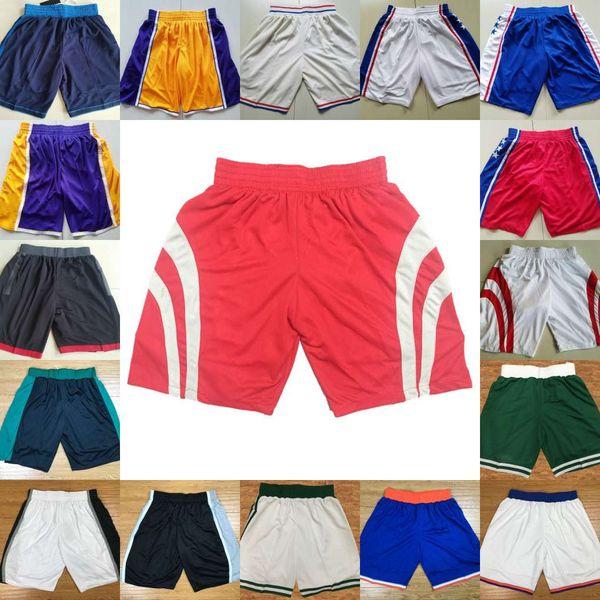 Basketball Shorts Men s Shorts New Breathable Sweatpants Teams Classic  Sportswear Wear Embroidered Logos Cheap Sports Shirts b64d8ec4c