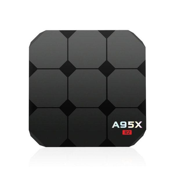 Android Box TV A95X R2 Amlogic S905W Quad-core Smart TV Box 2GB 16GB HDMI2.0 4Kx2K HD 2.4G Wifi Streaming Media Player