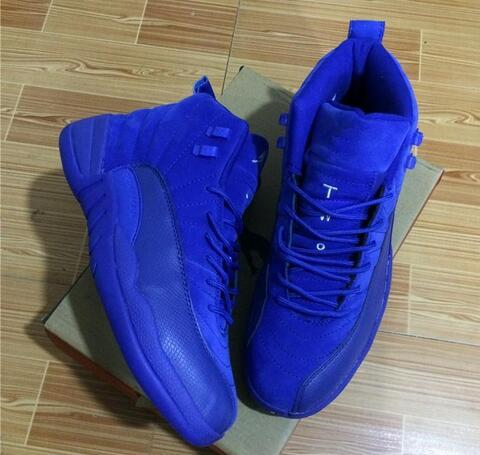 High Quality 12s Basketball Shoes Mens Women XII royal blue Flu Game French Blue The Master Gym Taxi Playoffs Shoes