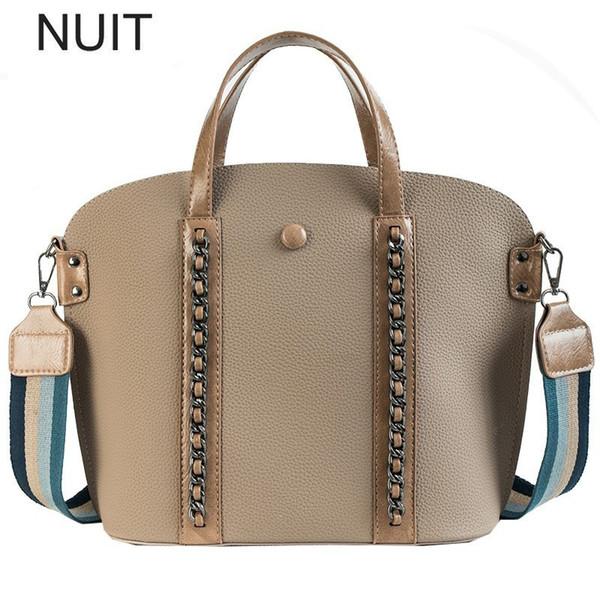 Beiläufige PU-lederne Handtasche der Frauen für weibliche Handtasche CrossBody Kuriertasche-Schulter-Beutel-elegante Frauen-Frauen-große Handtaschen