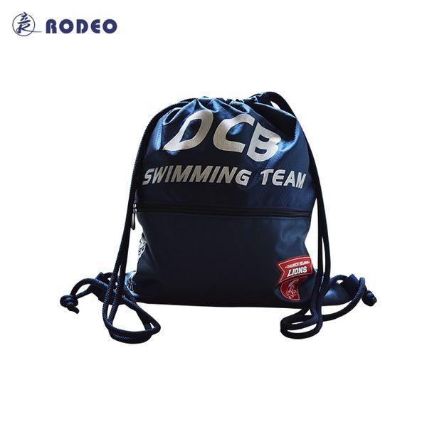 DSB023 Rodeo Drawstring Bag, Sport Bag, Fitness Athletics Bag Design full size OEM logos,name number