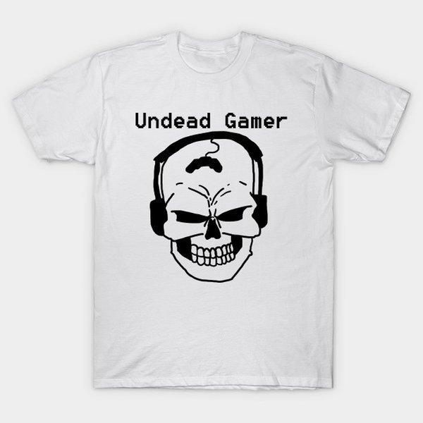 Maglietta Undead Gamer HP Edition