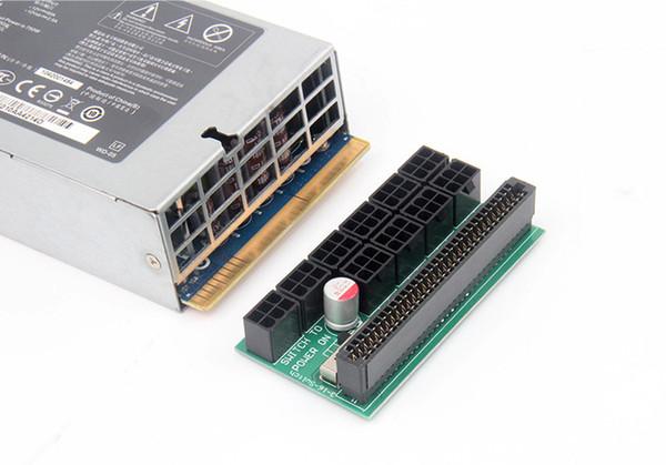 Server Power 6Pin Conversion Board Ethereum BTC Power Conversion Board 10 X 6P Outputs Same Direction Version