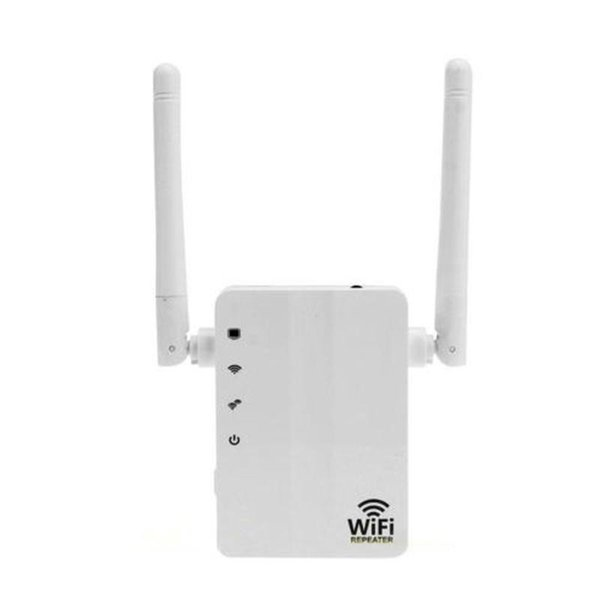 10/100Mbps LAN Extender Long Range Wi-Fi Coverage Booster IEEE802.11n 300Mbps WiFi Repeater 2.4Ghz 2T2R Wireless AP Client