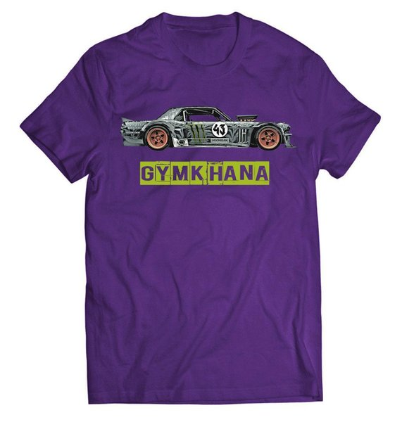 Ford Mustang 4x4 Gymkhana Fan fan T-shirt taglia S-XXL Natale Xmas Gift Portugal Jersey Manica corta Cool Casual Cool Summer Tees