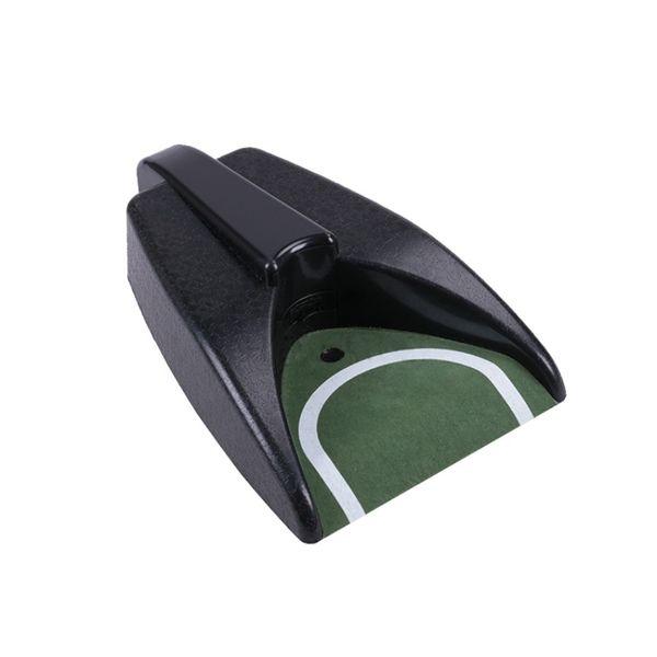 Golf Training Putter Digital Golf Ball Auto Return Device Automatic Ball Retriever Putting Cup Golfing Accessories