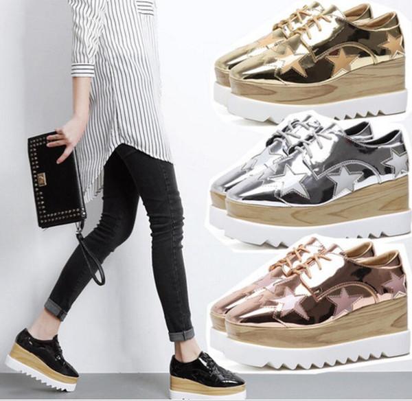Fashion Women Shoes Women Casual Shoes Thick soled shoesComfortable Damping Eva Soles Platform Shoes slipsole Hot Selling