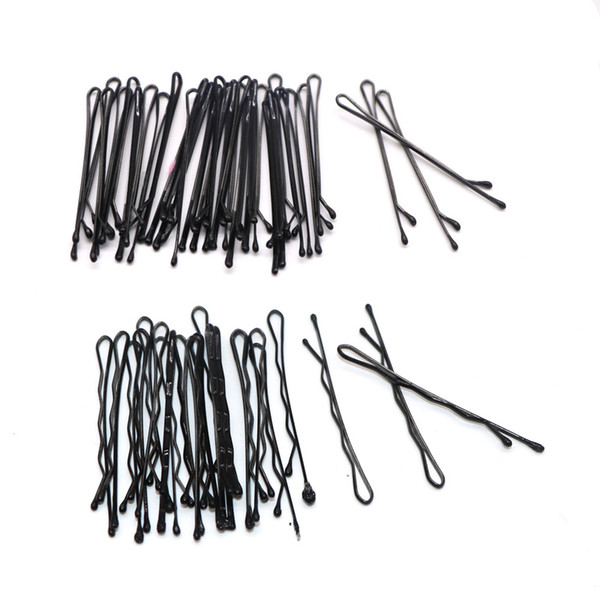 600pcs Popularity Simple Hairpin For Hairdresser Clips Tools Hair Clip Pin For Hair Accessories Invisible Hair Wholesale