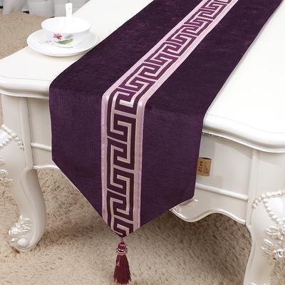 фиолетовый красный 150x33 см