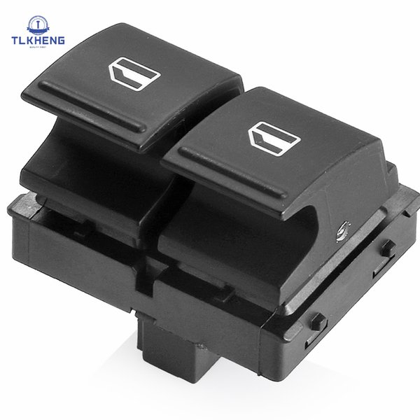best selling 1K3959857A New Window Switch Console Electric window switch For VW Caddy 2K Jetta EOS Golf MK5 Passat B6 Polo 6R Touran SEAT