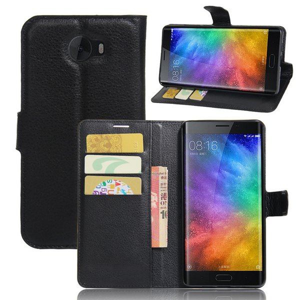 For Xiaomi Mi Note 2 Case 5.7 Inch Wallet PU Leather Back Cover Phone Case For Xiaomi Mi Note 2 Pro Case Flip Protective Bags