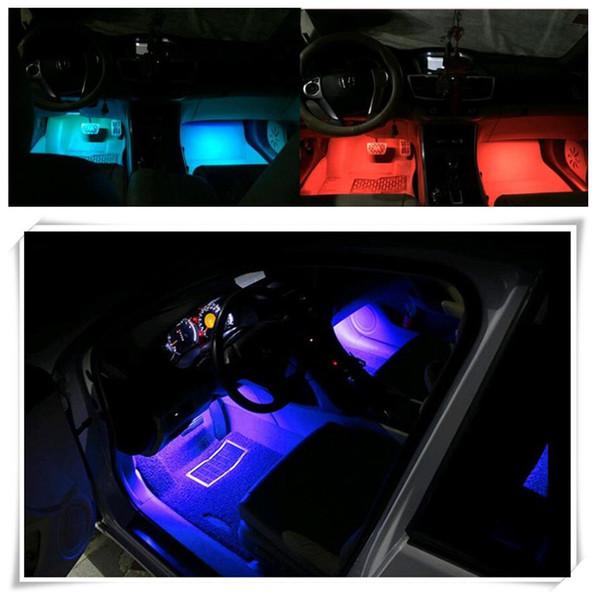 Strisce Car Styling LED Trim Adesivi auto Luce per Citroen C-Elysee C4L C6 DS4 C-Crosser C3 C4 C5 DS5 e-Mehari Accessori Auto