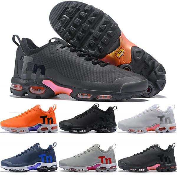 99295433 Nike Air Max Mercurial Plus TN Airmax Mercurial Plus Tn Мужчины Женщины  Кроссовки Ультра Тройной Черный