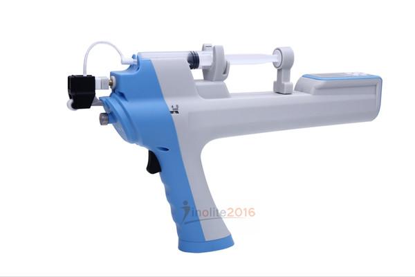 DHL-freies Verschiffen Mesotherapy Meso-Gewehr-Anzeige LCD-Hyaluronsäure-wesentliche Einspritzung 3 Arten Tipps