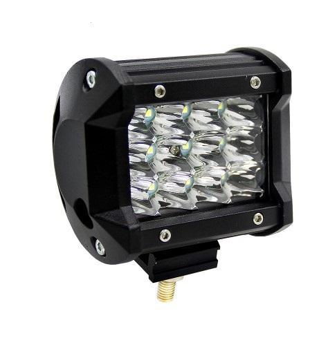 La barre de lumière de travail de voiture de moto de 4 pouces 36W a mené le projecteur 4x4 le projecteur pour les bateaux ATV UTV SUV 4WD camion véhicule hors route