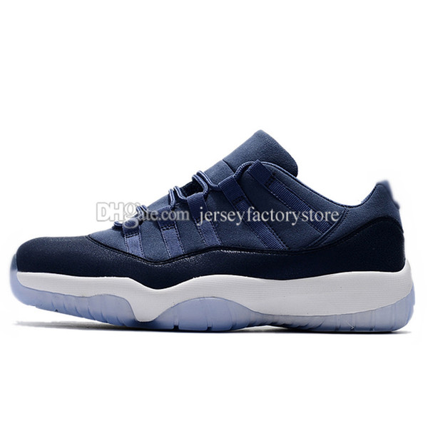 # 11 Low GS Blauer Mond