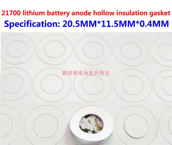 Großhandel 100 Teile / Los 21700 Lithium Batterie ...