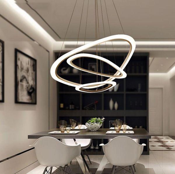 Großhandel LED Kronleuchter Loft Beleuchtung Nordic Suspension Leuchte Home  Deco Leuchten Wohnzimmer Lampen Moderne Hängende Ligo Kreative Lampe Von ...