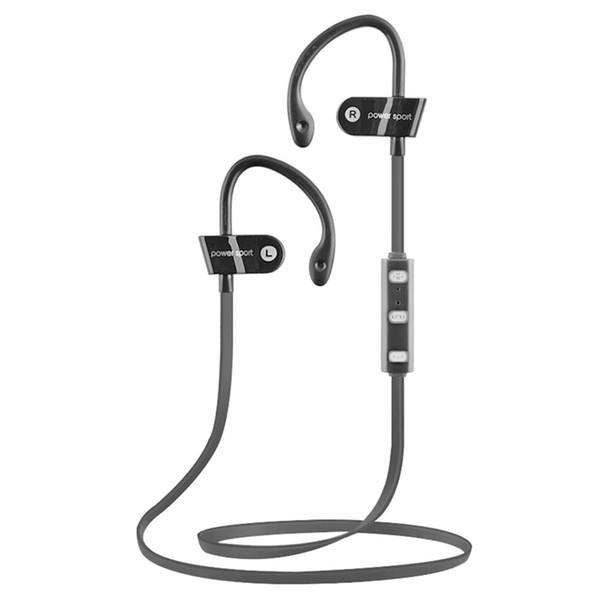 Sport Bluetooth 4.1 Wireless Stereo Headset MS-B7 Kopfhörer mit Ohrbügel Freisprecheinrichtung mit Mikrofon für iPhone 7 Samsung Smartphon