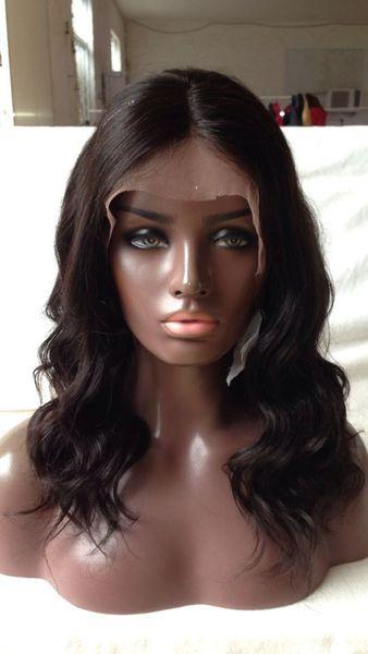 8A Grade Short Human Hair Wigs for Black Woman Brazilian Human Hair Wet and Wavy Natural Wavy Human Hair Wigs for Back Women Loose Wave