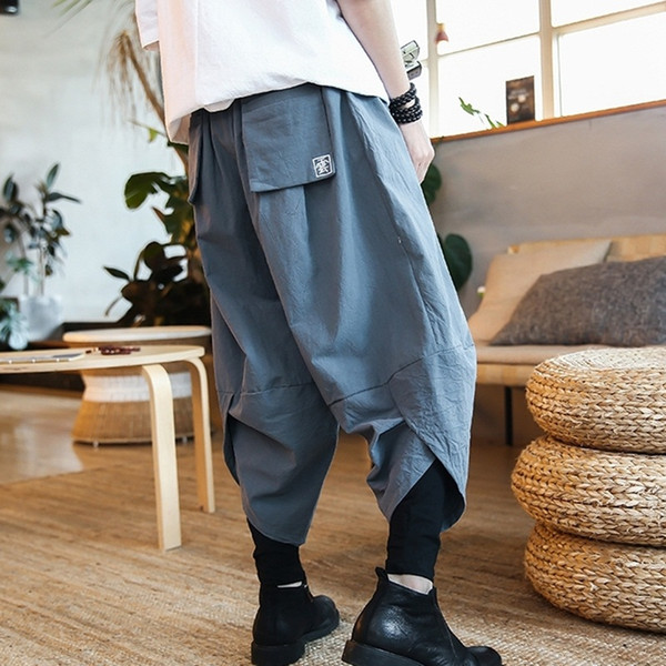 Traje tradicional chino para hombres, traje de bruce, pantalones de bruce chino, pantalones de kung fu TA286