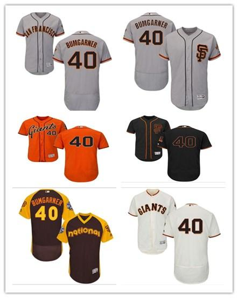 newest 9172a 29884 2019 2018 Custom San Francisco Giants Jersey Men#WOMEN#YOUTH 40 Madison  Bumgarner Baseball Wear Baseball Jerseys Free Ship From Guojersey06, $21.32  | ...