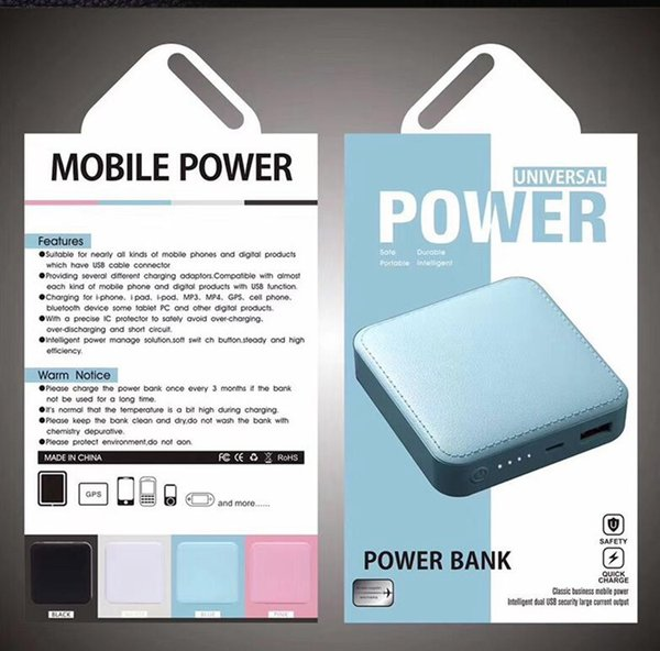 Best selling Cell Phone Power Bank 10000mah Universal portable mobile charging bank travel mini charging power bank