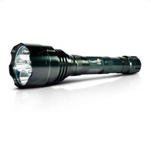 TrustFire TR-800 1200 LM 5*CREE Q5 LED Waterproof High Power Torch For Camping