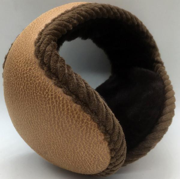 Earmuffs Inverno Quente Moda Masculina e Feminina Geral Folding Earmuffs Orelha Ajustável aquecedor