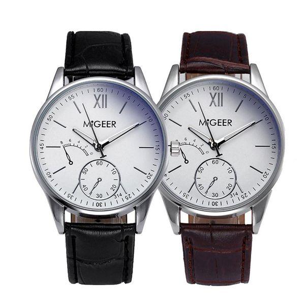 2018 Watches Men Fashion Roman Numerals Quartz Wrist Watch Mens Sports Clock Luxury Brand Military Watch Relogio Masculino