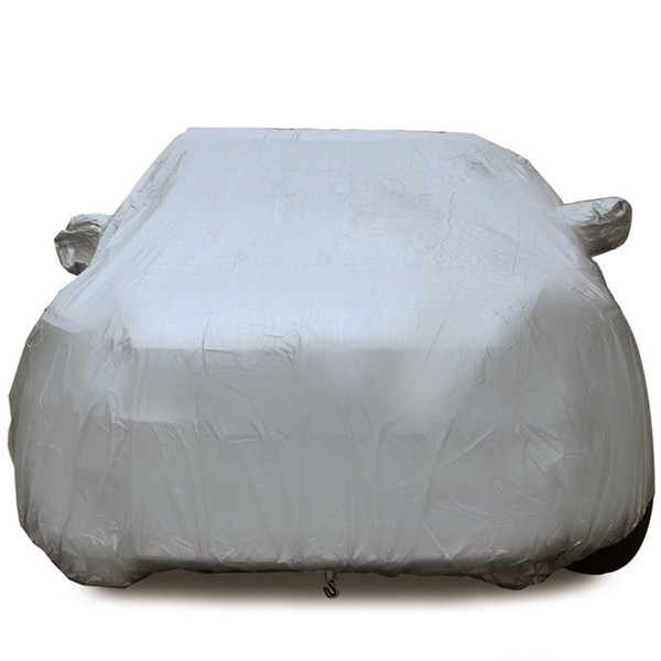 best selling Indoor Outdoor Full Car Cover Sun UV Rain Snow Dust Resistant Protection Size S-XL Car Covers