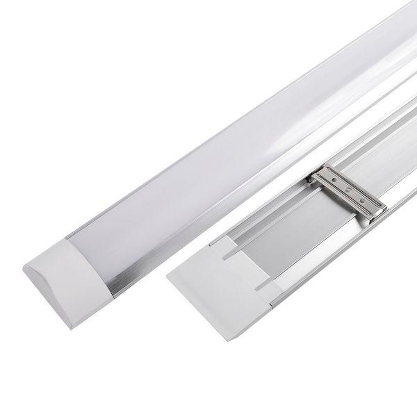 Explosionssichere T8 LED Rohre Batten Lichter 1FT 2FT 3FT 4FT LED Tri-Beweis Lichtschlauch ersetzen Fixture Decke Grille Lampe AC 110-240V