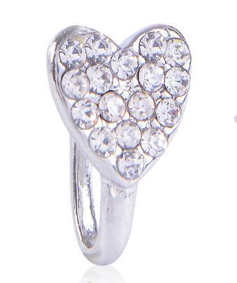 1. coração de prata