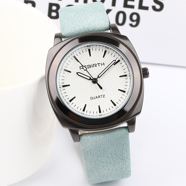 Mens Watch Leisure Creative Watches Classic Simple Vintage Leather Wristwatch Men And Women Unique Personality Big Dial Clock