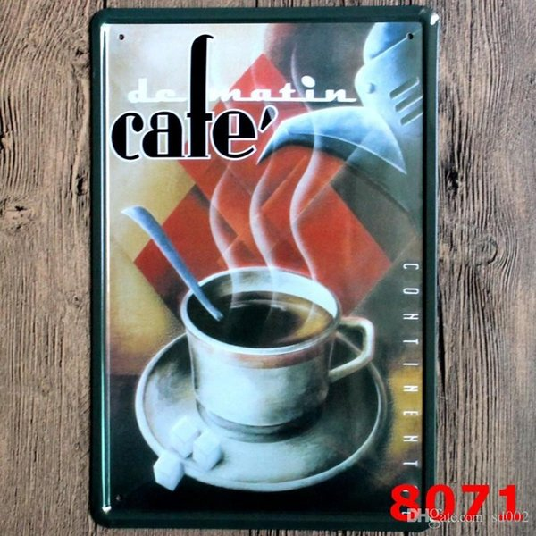 Light Drink Coffee Iron Painting Jamaica Blue Mountain Espresso Tin Poster Do Stupid Things Faster With More Energy Practical 3 99ljJ cc