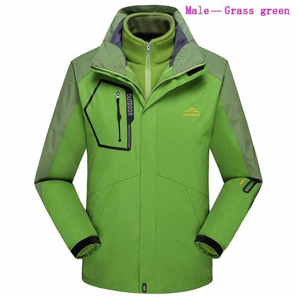 Grass green - Male