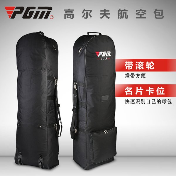 PGM Qualitätswaren Golf Aviation Bag Package Bringen Sie Monolayer Aircraft Flaschenzug Ultra-Portable Wear Haltbarkeit Echt Fabrik