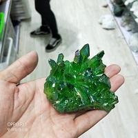 зеленый 250-300 г