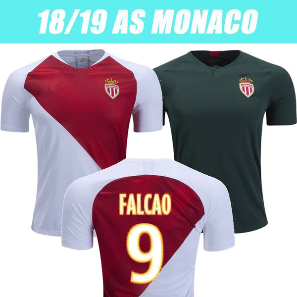 Camiseta AS Monaco JEMERSON