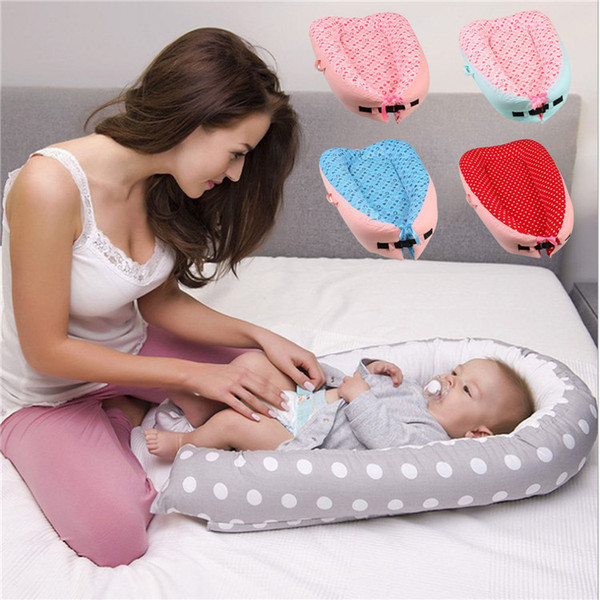 Super Baby Bean Bag Snuggle Baby Bed Portable Seat Multi Function Sleep Removable And Washable Baby Beanbag T1G119 Baby Cribs Sets Furniture Cheap White Squirreltailoven Fun Painted Chair Ideas Images Squirreltailovenorg