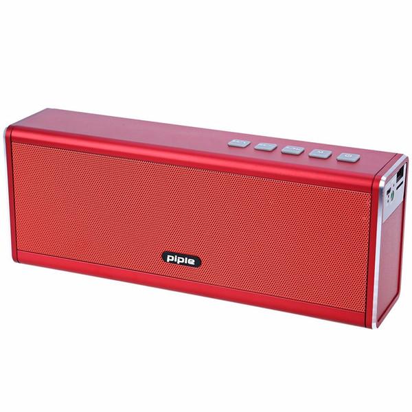 S5 Bluetooth Speaker Power Bank 20W Portable Mini Computer Speaker Wireless Loudspeaker 4000mah Rechargeable Battery
