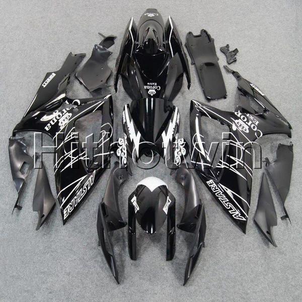 23 цветов + 8gifts корона черный обвес мотоцикл капот для Suzuki GSX-R600750 06 07 GSXR600 2006 2007 K6 ABS обтекатель