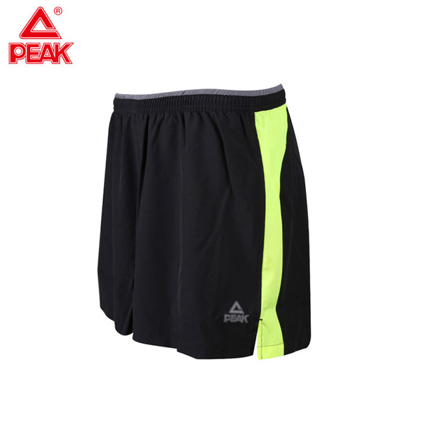 Men's Running Shorts Breathable Sports Short for gym yoga trainning with back pocket