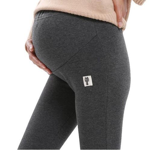 Nouveau Automne Femmes Enceintes Pantalons Leggings De Maternité Vêtements Chauds Sping Grossesse Pantalon Vêtements De Maternité