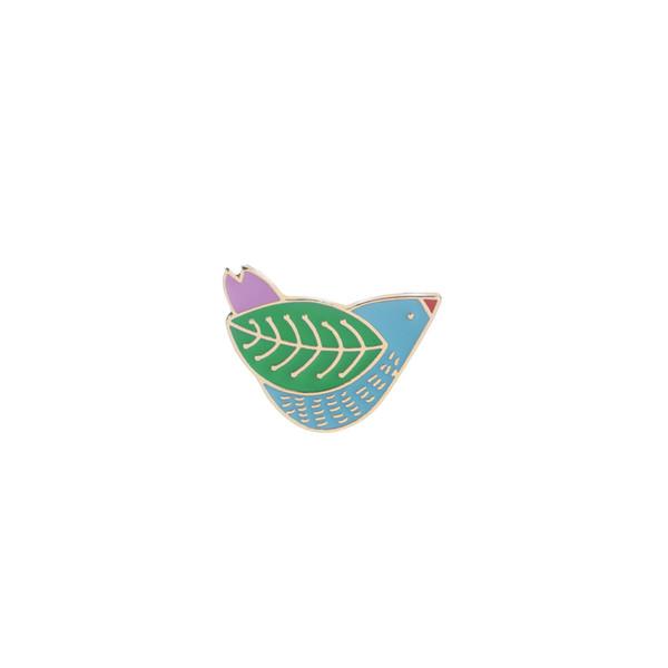 Mein Nachbar Totoro japanischen Cartoon niedlichen Emaille Brosche Student Tier Taube Brosche Pins Abzeichen