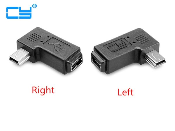 Computer & Office Lower Price with 1pcs Right Angle 90 Degree Usb 2.0 A Male Female Adapter Connecter For Lap Pc Wholesale